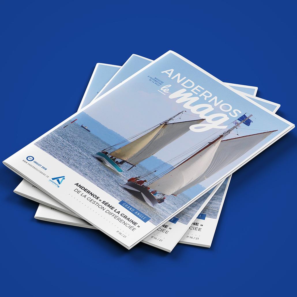 Magazine municipal Andernos-Les-Bains