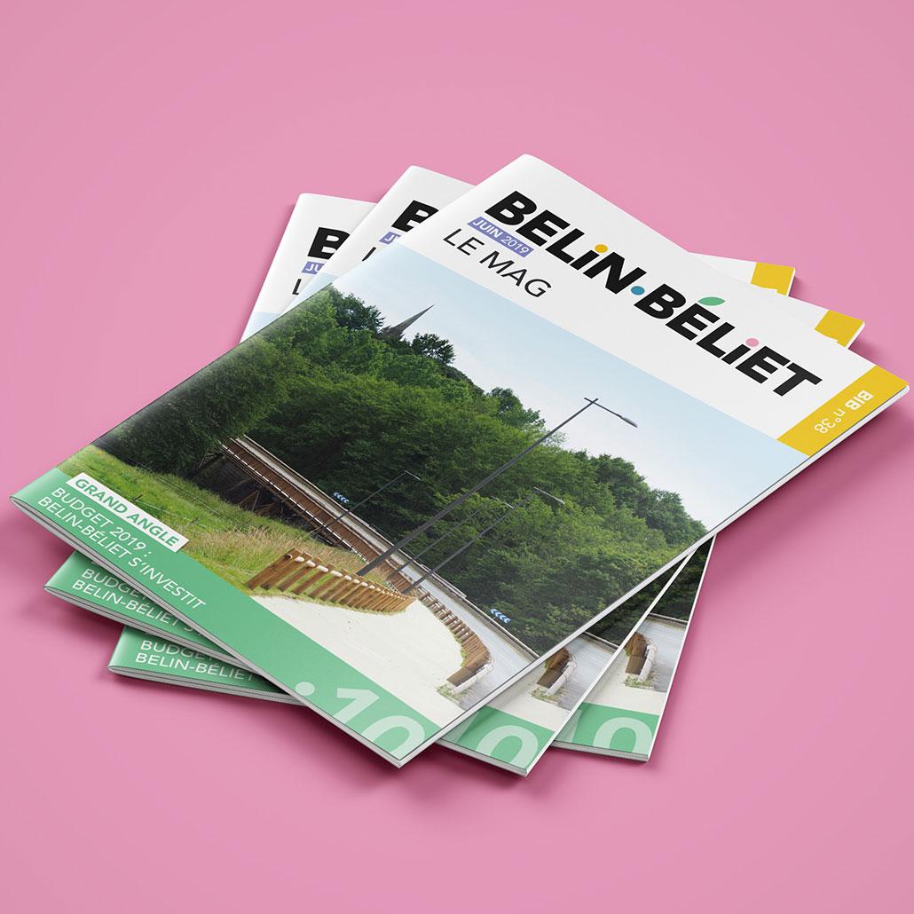 Magazines Belin Béliet