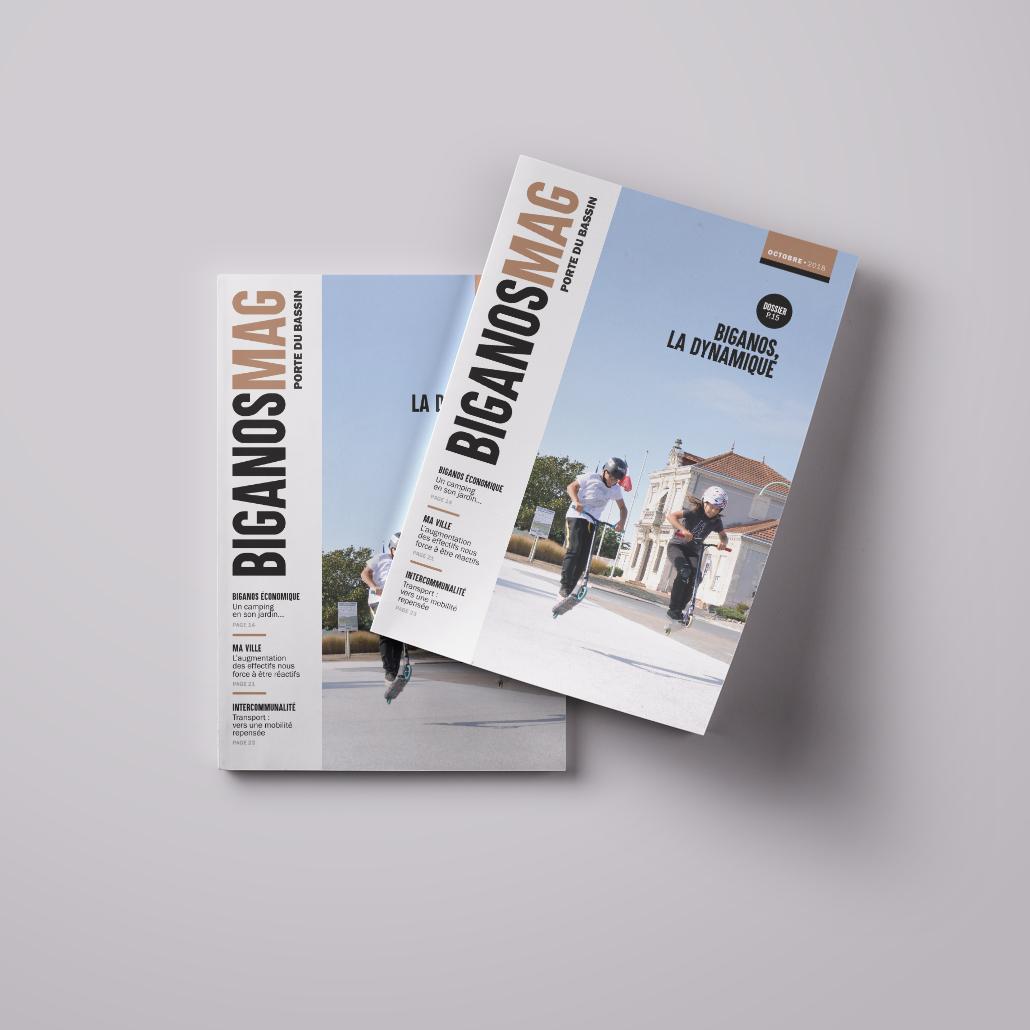 Biganos - Magazine municipal