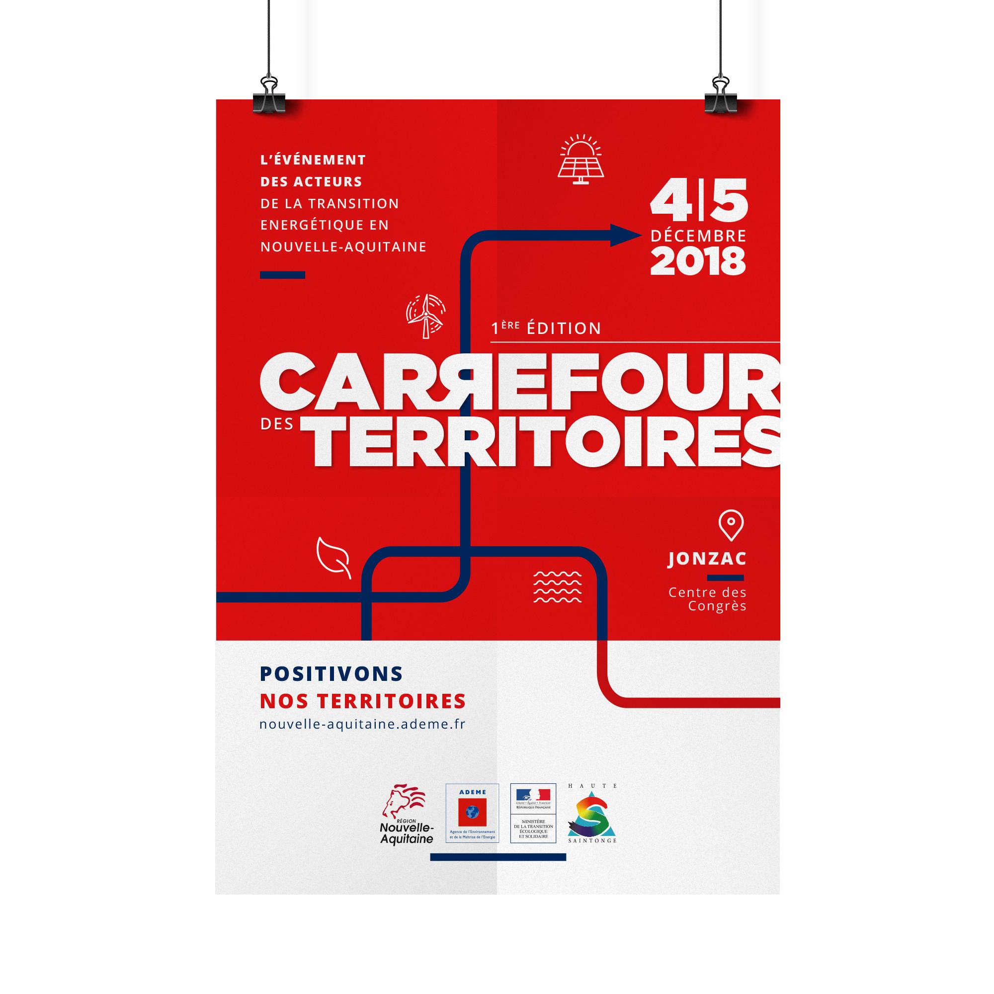 ADEME - Organisation d'évènement Carrefour des Territoires