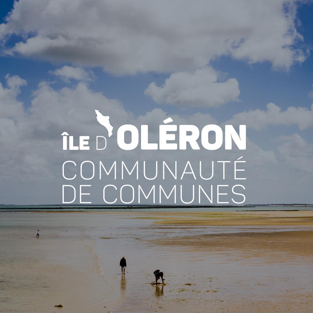 Ile d'Oleron - Campagne communication déchets