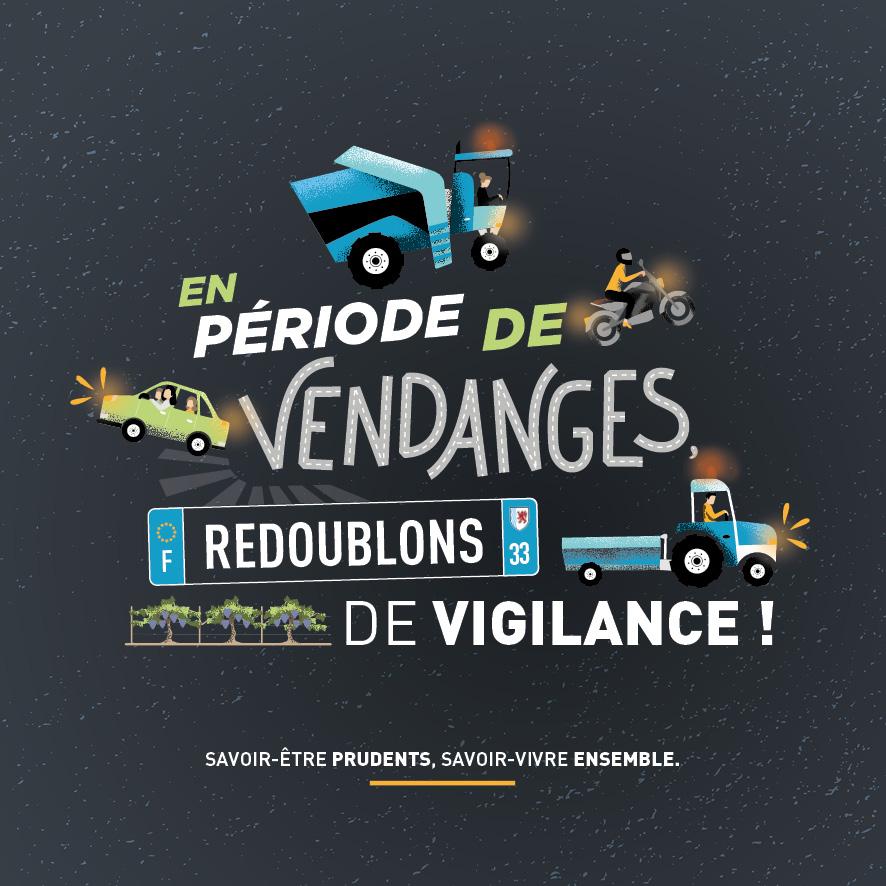 Campagne de prévention routière MSA