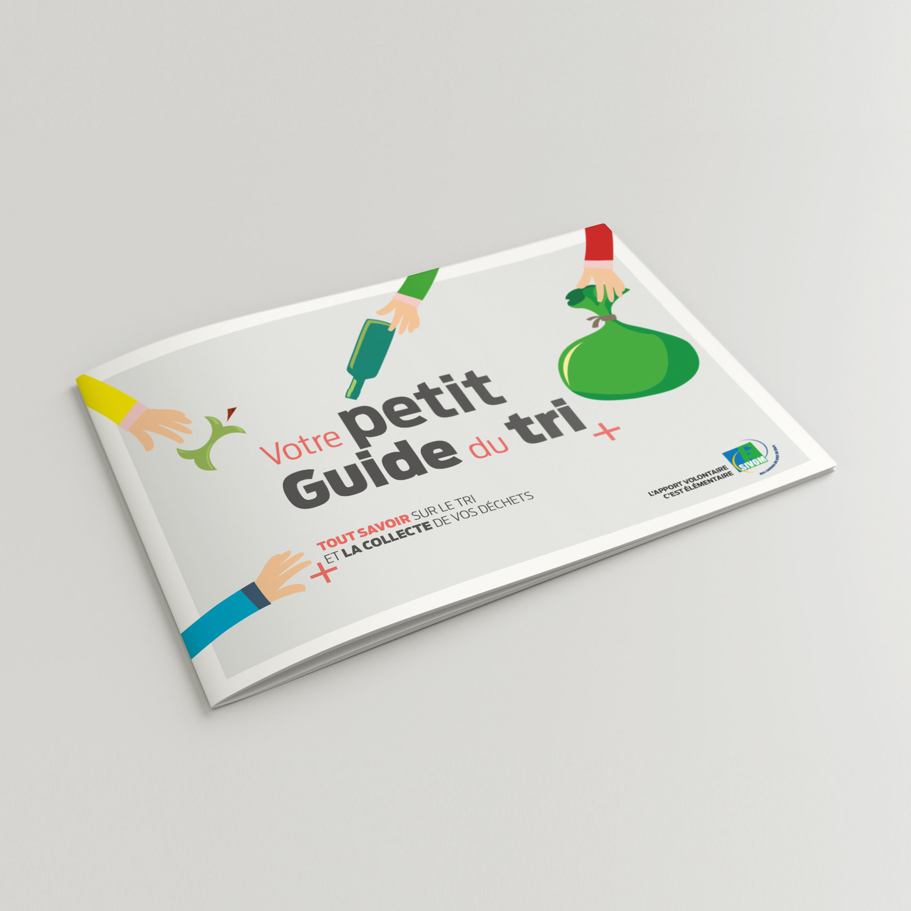Guide pratique tri déchets